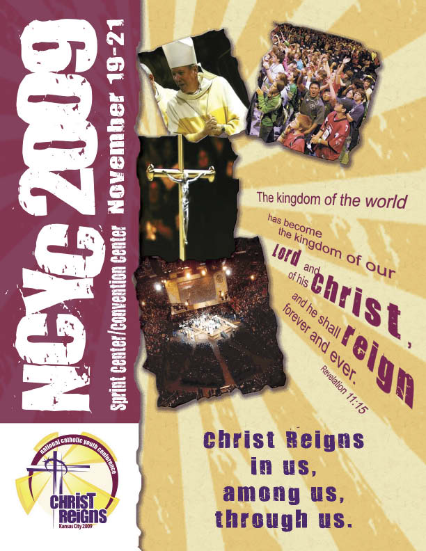 National Catholic Youth Conference Poster